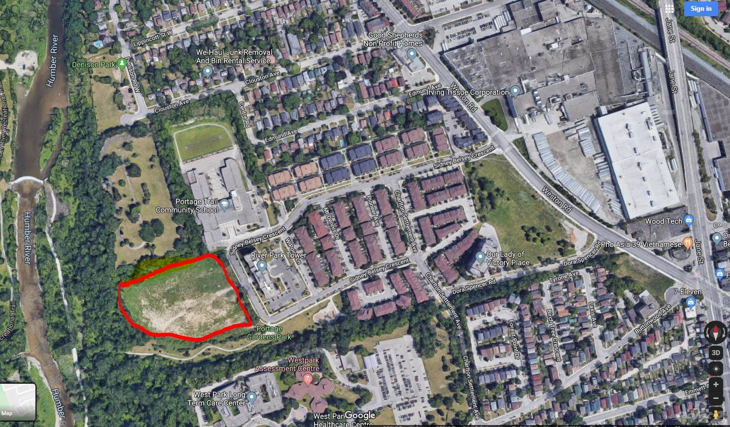 Residential For Sale in SIDNEY BELSEY Crescent, Toronto, Ontario ,M6M 5H7  , Canada