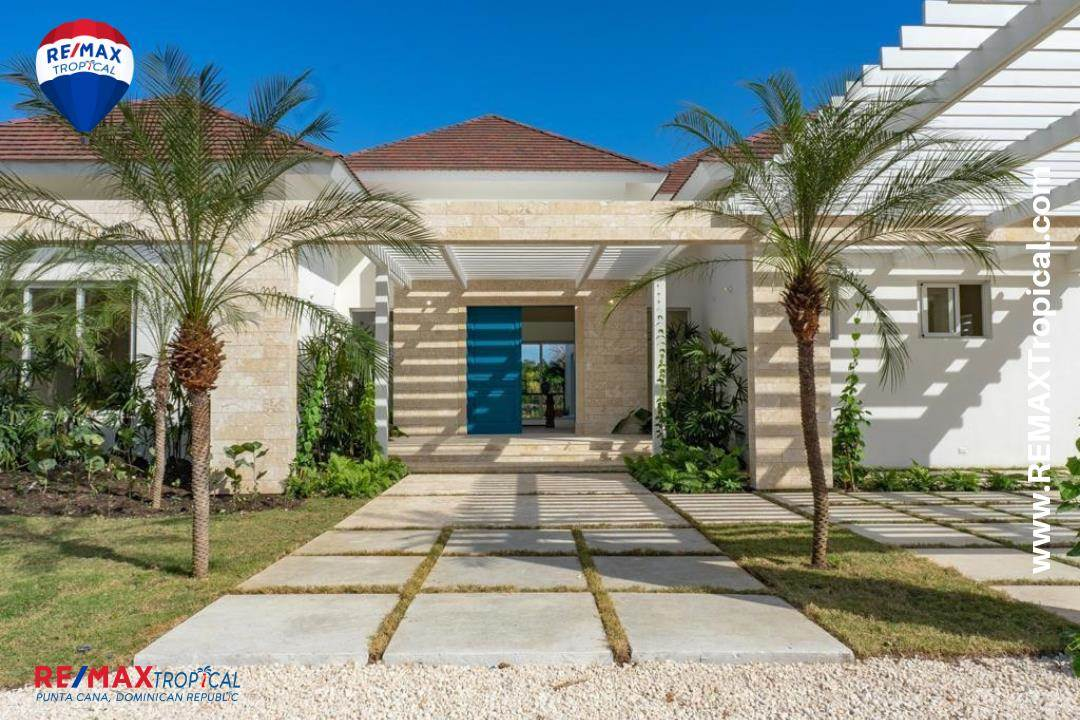 Residential For Sale in New Villa for Sale at PUNTA CANA Resort & Club, Punta Cana, La Altagracia ,23000  , Dominican Republic