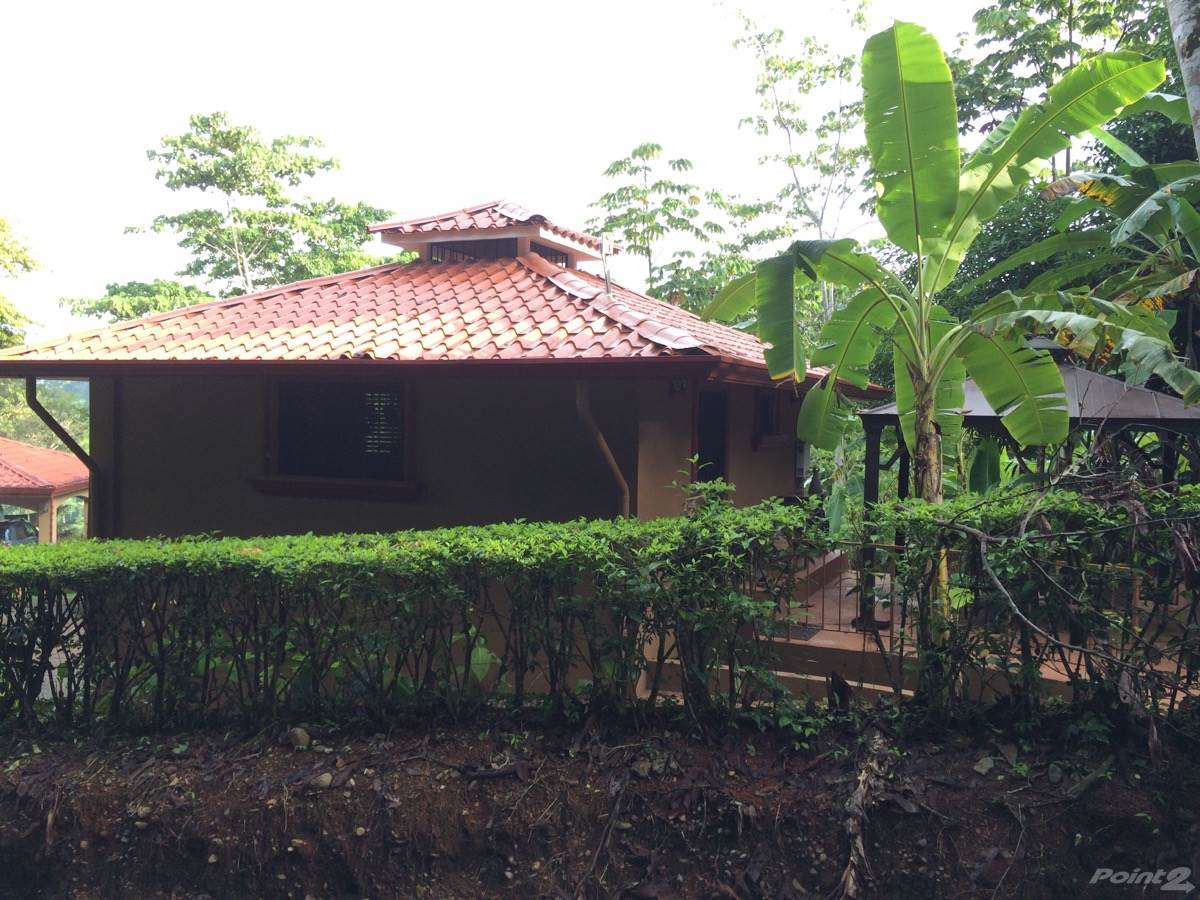 Residential For Sale in Studio home Gated Community with Waterfall, Dominical, Puntarenas ,60504  , Costa Rica