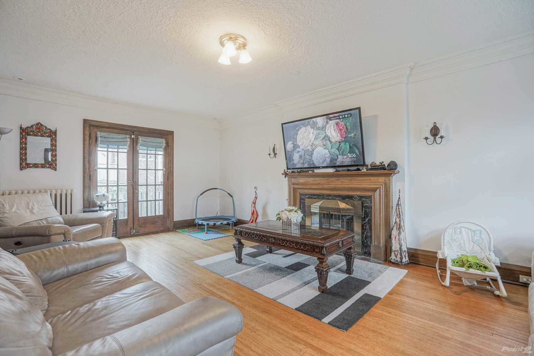 Residential For Sale in 12 Browside Ave CA, Toronto, Ontario   , Canada