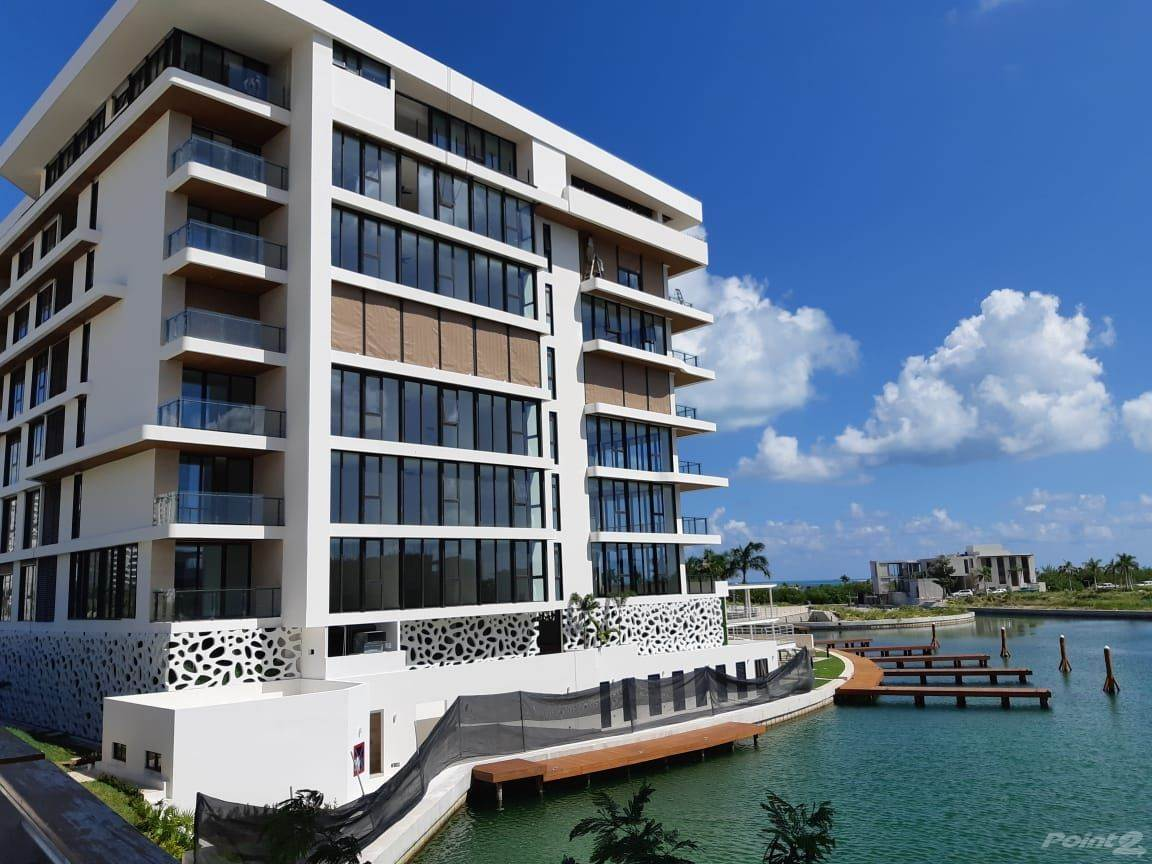 Residential For Rent in CONDO FOR RENT IN ALLURE, PUERTO CANCUN, Cancun Hotel Zone, Quintana Roo ,77500  , Mexico
