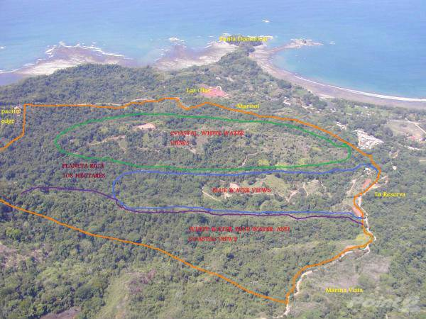 Farms & Ranches for sale in Best Development Land in Dominical - 266 Acres, Dominical, Puntarenas ,60504  , Costa Rica