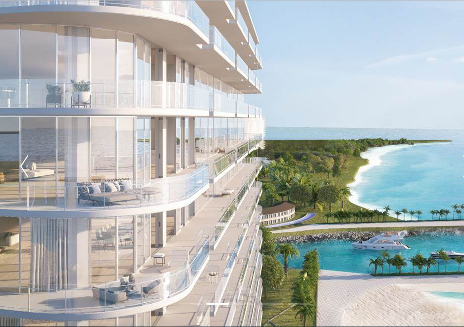 Condominium for sale in Ocean Front Penthouse with Roof Garden in SLS Residence, Puerto Cancun, Quintana Roo ,77500  , Mexico