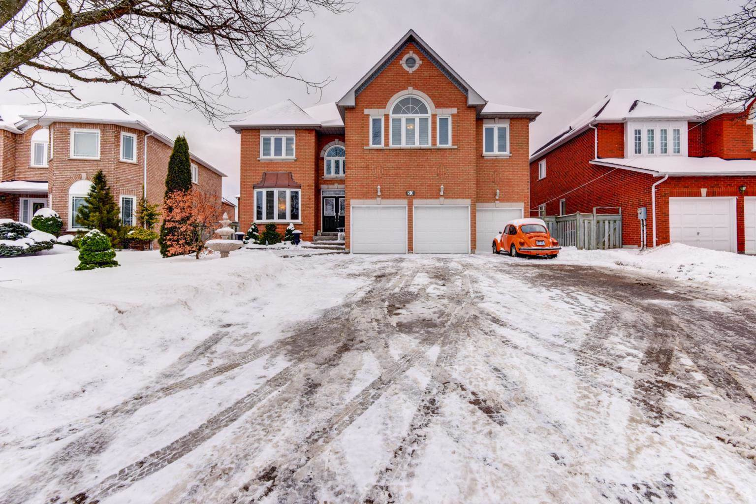 Residential For Sale in 53 Duborg Dr, Markham, Ontario ,L6C1V3  , Canada
