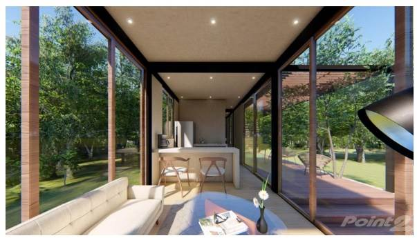 Residential For Sale in House BR2 BA1, Mini Houses, Itzen, Tulum, Tulum, Quintana Roo ,77780  , Mexico