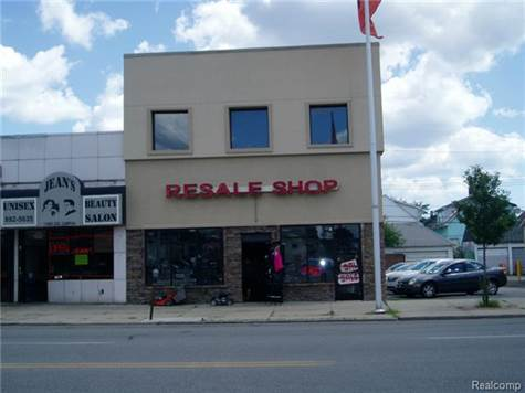 Commercial For Sale in 11800 JOSEPH CAMPAU ST, Hamtramck, Michigan ,48212-3049