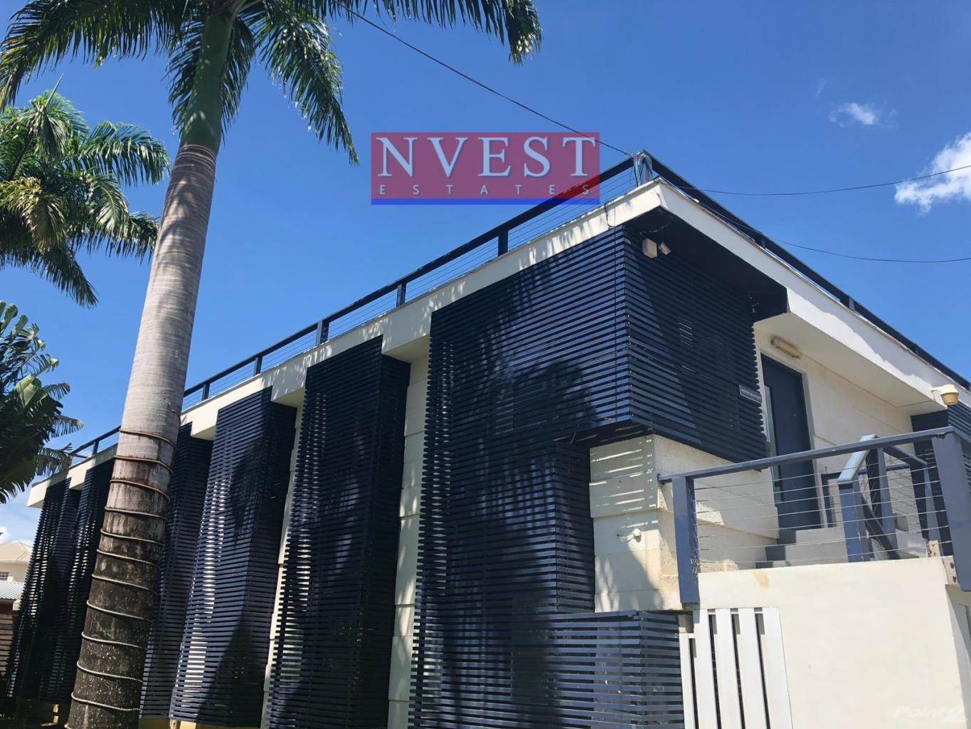 Commercial for lease in Upstairs Office Space in Porters, St. James – West Coast, Porters, St. James   , Barbados