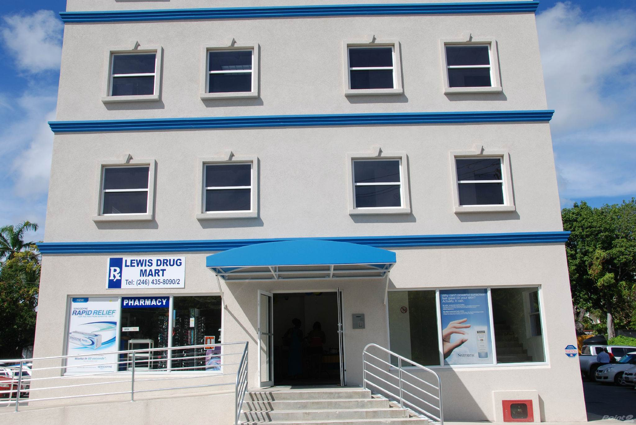 Commercial for lease in 1st Floor, Lewis Tower, Christ Church, Christ Church ,BB15154  , Barbados