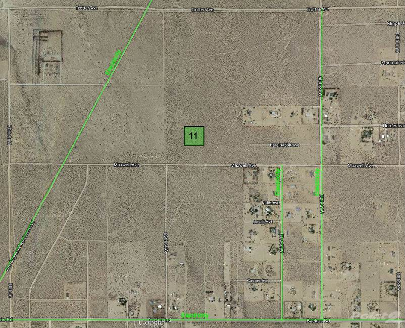 Land for sale in 6411 Maxwell Ave, Mojave, California ,93501