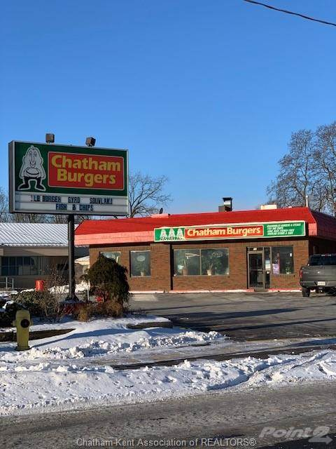 Commercial for lease in 215 GRAND Avenue West, Chatham, Ontario ,N7L 1C3  , Canada