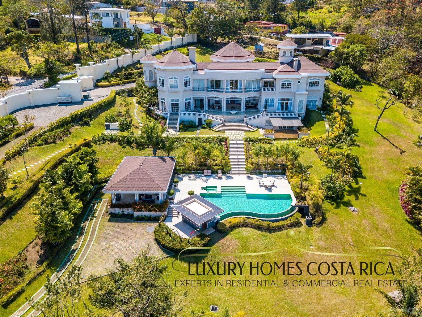 Residential For Sale in King's Palace Estate, Escazú, San José   , Costa Rica