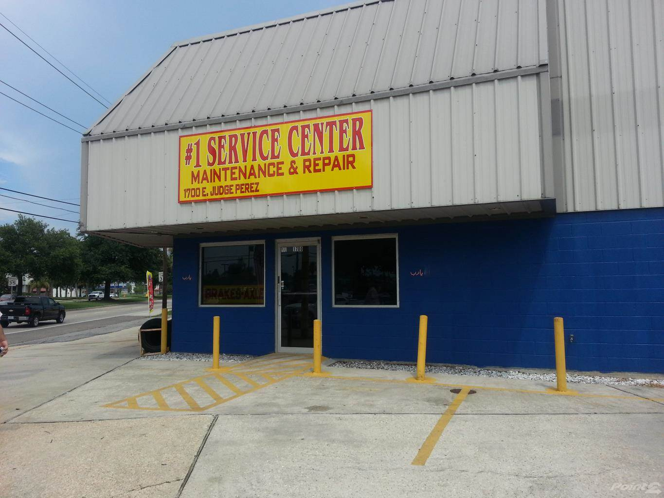Commercial for sale in 1700 E Judge Perez Hwy, Chalmette, Louisiana ,70043