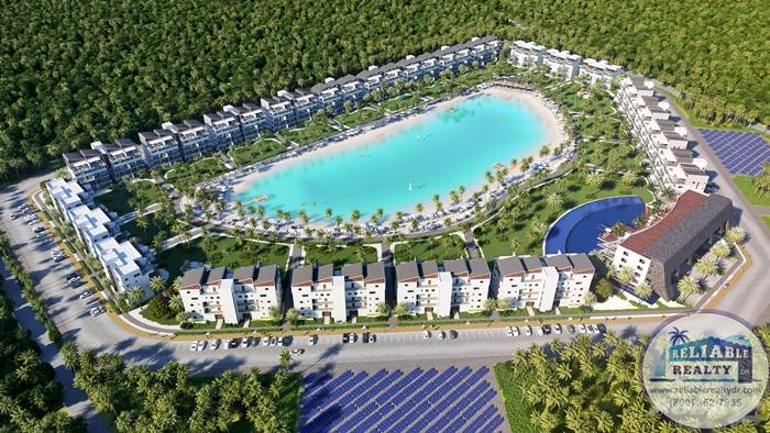 Condominium for sale in The Beach Punta Cana At City Place- 3 Bedroom Penthouse, Bavaro, La Altagracia ,23000  , Dominican Republic