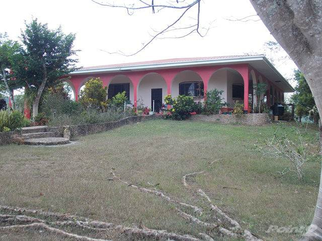 Farms & Ranches for sale in # 2154 - THREE BEDROOM HOUSE + 92 ACRES + 1/2 MILE RIVER - CAYO DISTRICT, BELIZE, San Ignacio, Cayo   , Belize