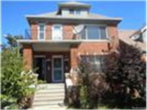 Multi Family for sale in 2603 HOLBROOK ST, Hamtramck, Michigan ,48212-3431