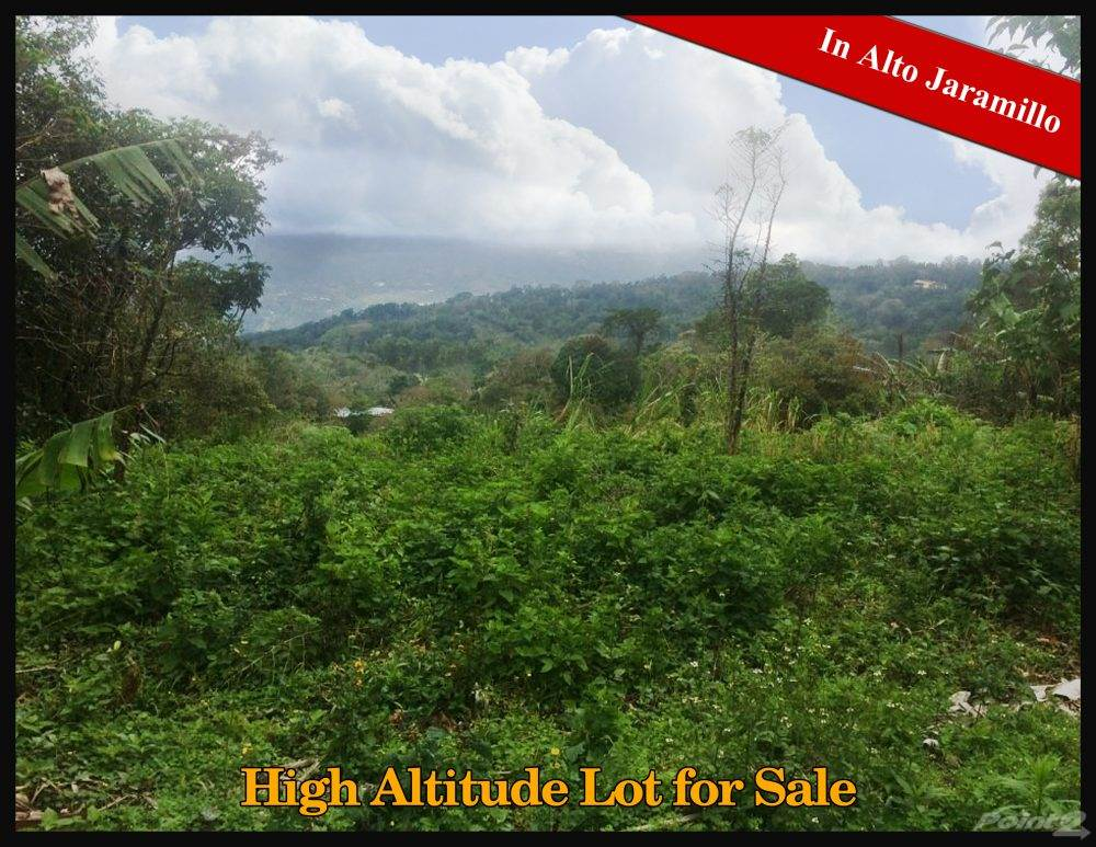 Residential For Sale in Price Reduction! High Altitude Lot for Sale in Alto Jaramillo, Boquete, Boquete, Chiriquí   , Panama