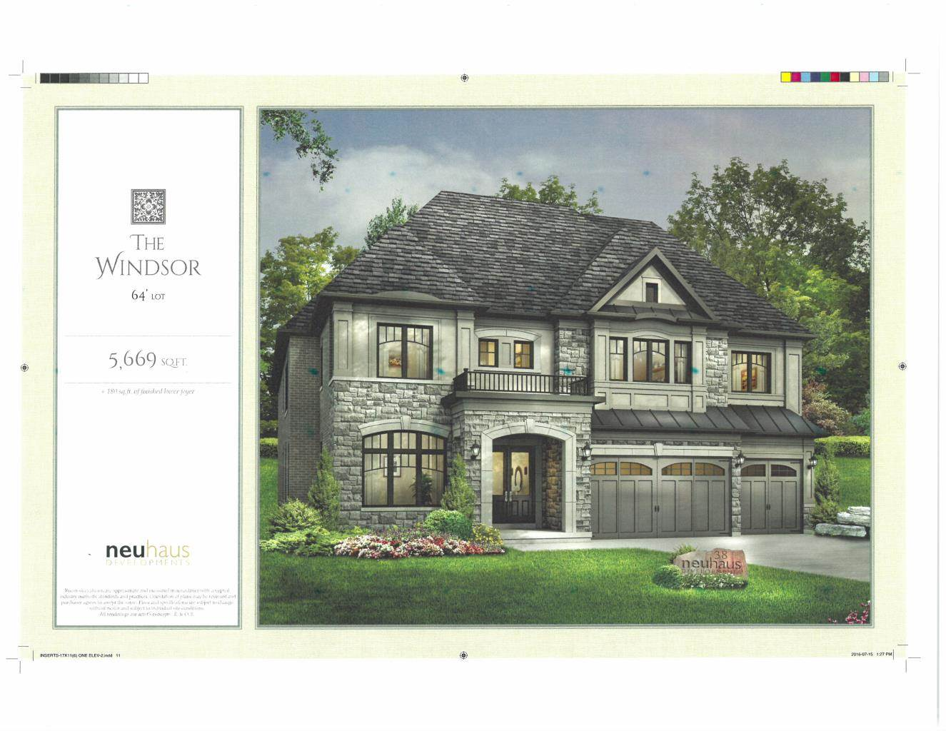 Residential For Sale in BRAND NEW Custom Home in Richmond Hill (5,669 Sq.ft), RICHMOND HILL, Ontario ,L4E 2V8  , Canada