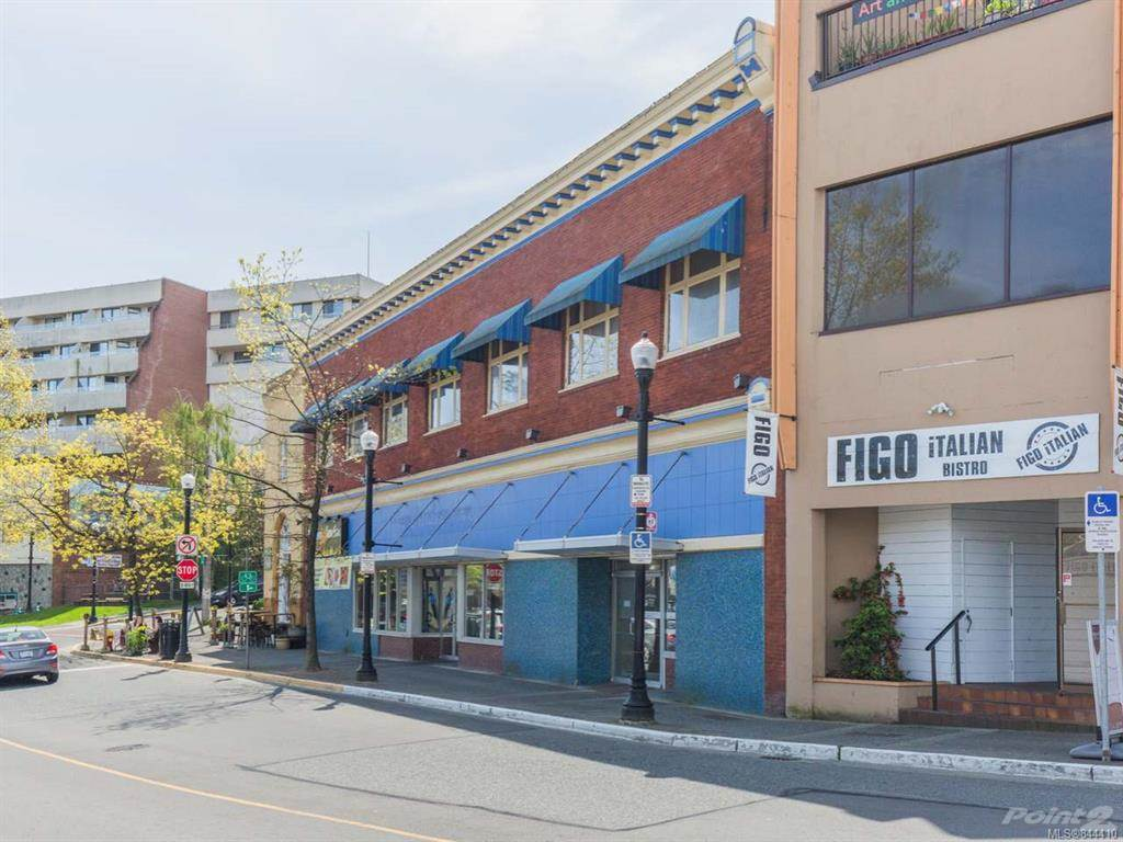 Commercial for lease in 489 Wallace St, NANAIMO, British Columbia ,V9R 5B7  , Canada