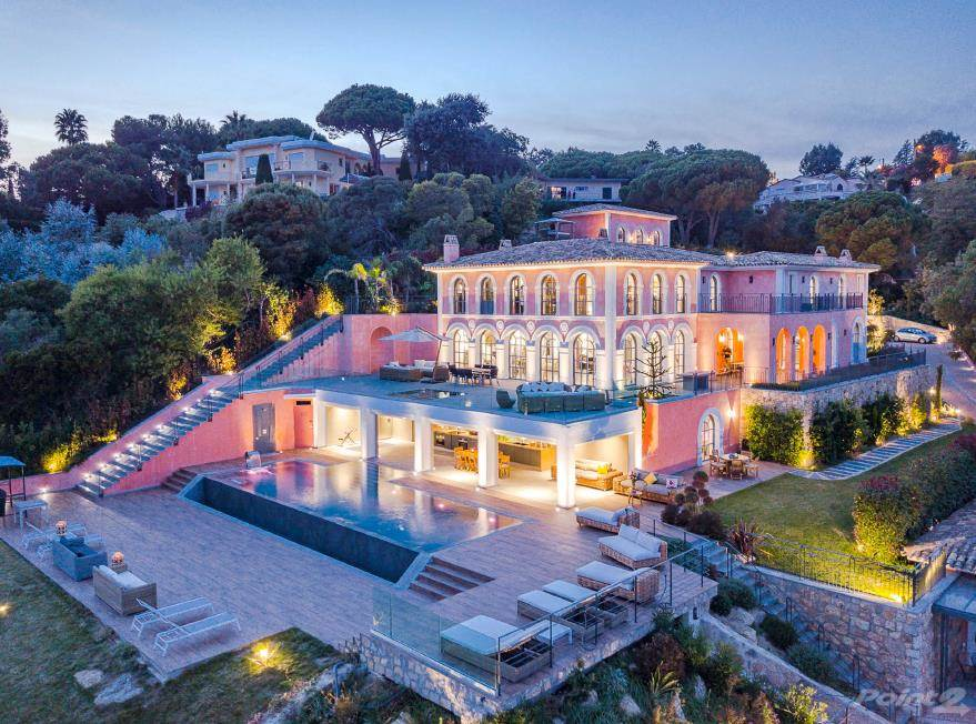 Residential For Sale in MEGA MAJESTIC MANSION CANNES FRANCE, Cannes, Provence-Alpes-Cote d'Azur ,06029  , France