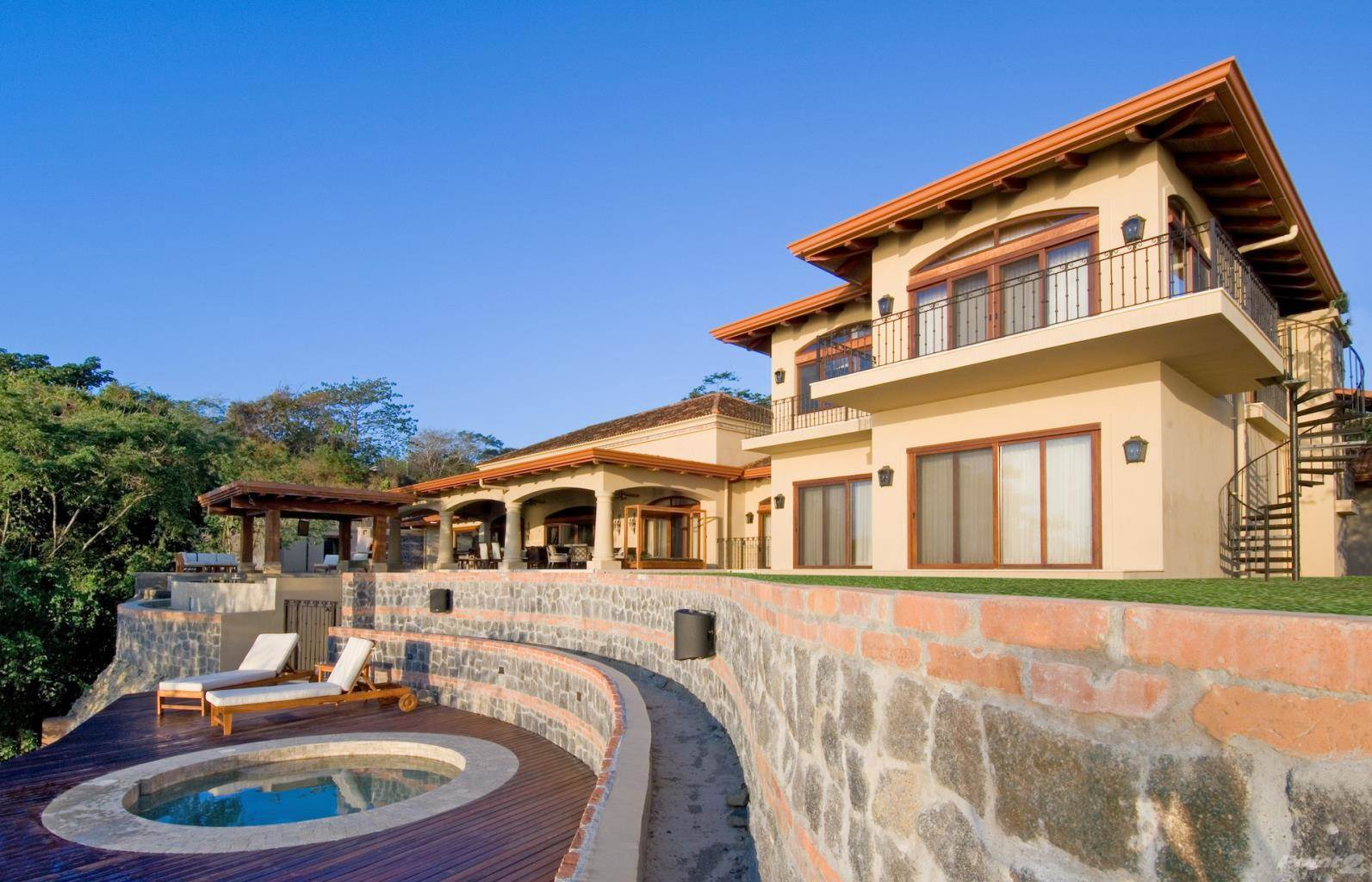 Residential For Sale in Private Estate with Breathtaking Views, Montezuma, Guanacaste   , Costa Rica