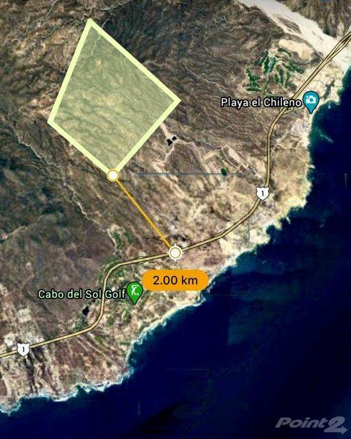 Residential For Sale in $32,000,000 / 405000m2 - DEVELOPING LAND!! FOR STRONG DEVELOPER!, Cabo San Lucas, Baja California Sur   , Mexico