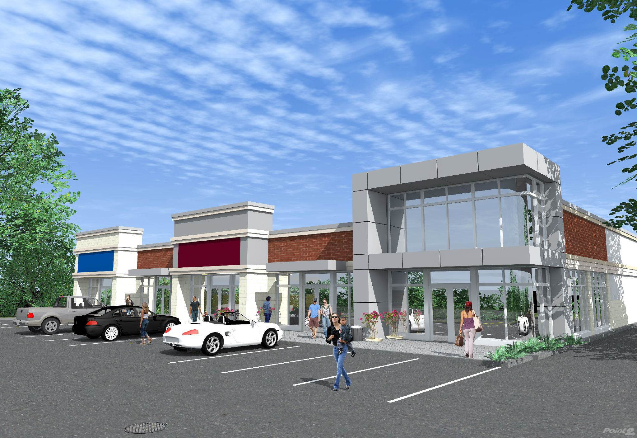 Commercial for lease in 140 RUE PRINCIPALE, STE-DOROTHE, LAVAL, QUEBEC, CANADA, Laval, Quebec ,H7X 3V2  , Canada