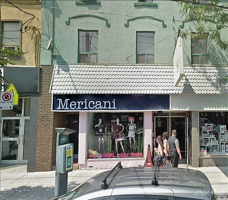 Commercial for lease in 630 A QUEEN STREET WEST HEAD LEASE, Toronto, Ontario ,M6J 1E4  , Canada