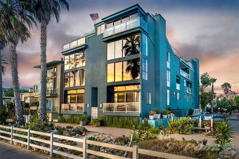 Apartment for sale in 1 Buccaneer St, Marina Del Rey, California ,90292
