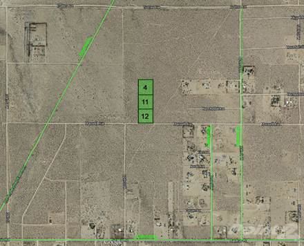 Land for sale in 0 Maxwell Ave, Mojave, California ,93501