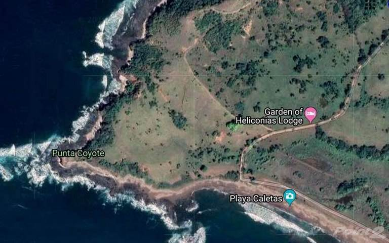Farms & Ranches for sale in Punta Coyote: South Tip of Nicoya Peninsula Titled Beachfront, 2 Miles of Shoreline and Large River, Mal Pais, Guanacaste   , Costa Rica