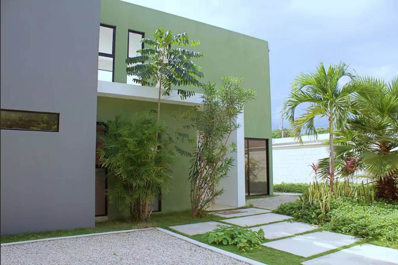 Residential For Sale in Bright Modern house in Tulum Downtown, Tulum, Quintana Roo   , Mexico