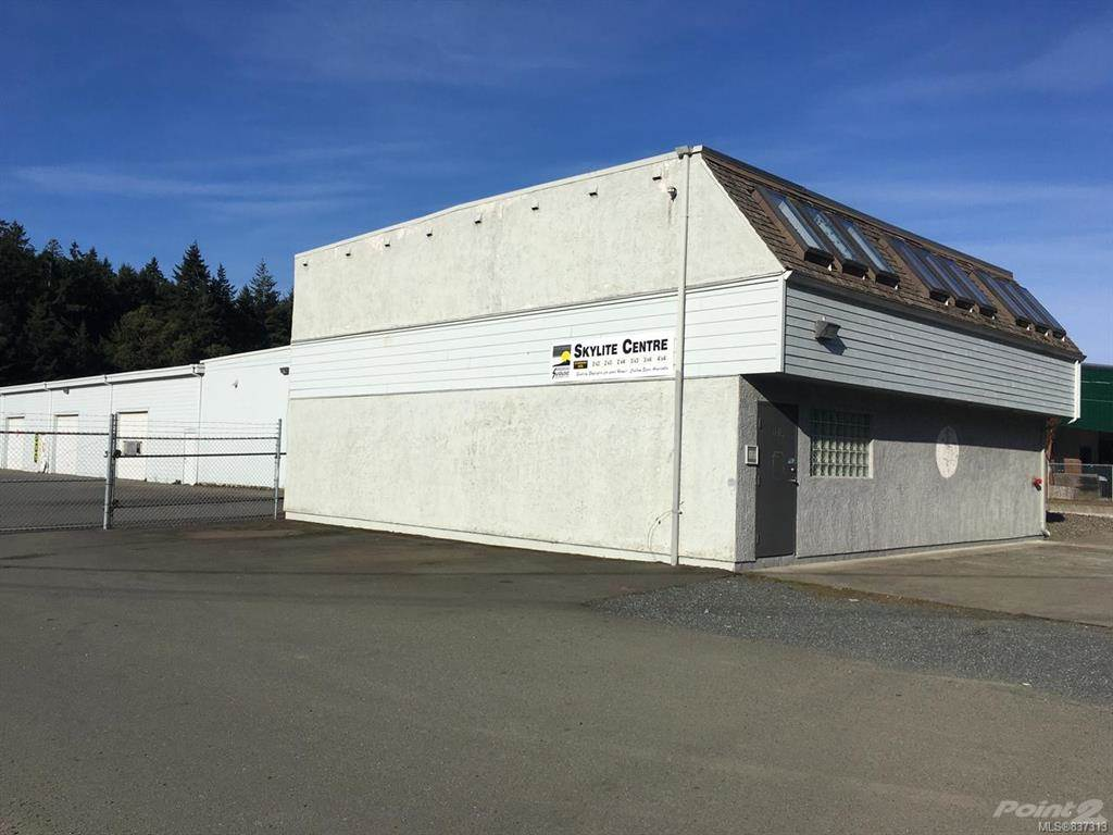Commercial for lease in 1210 B Industrial Way, Parksville, British Columbia   , Canada