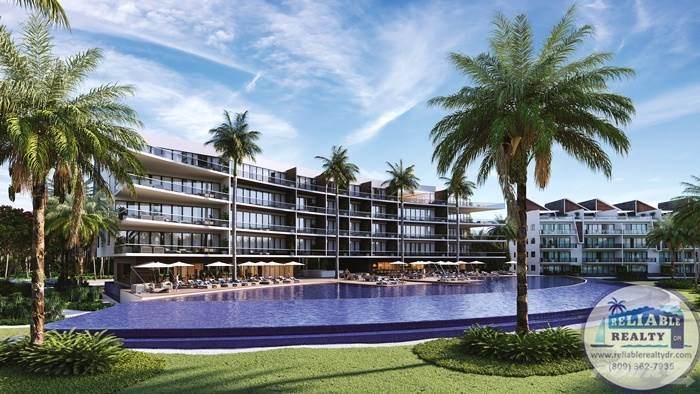 Residential For Sale in The Beach Punta Cana At City Place- 3 Bedrooms, Bavaro, La Altagracia ,23000  , Dominican Republic