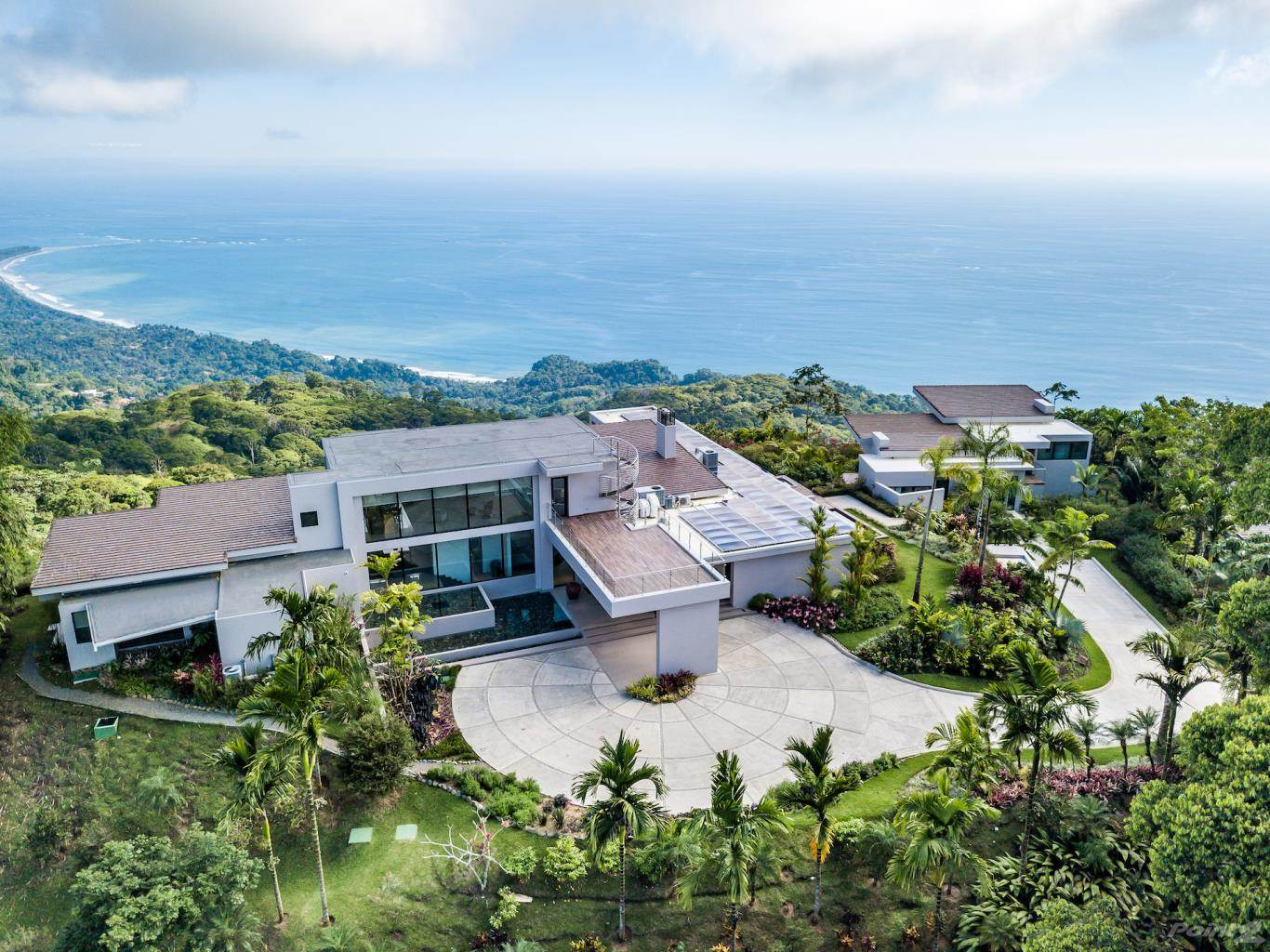 Residential For Sale in Luxurious Mountain Estate, Dominical, Puntarenas   , Costa Rica