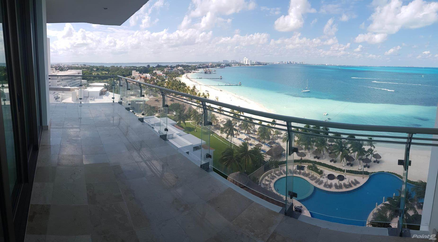 Condominium for rent in Condominio las Olas., Cancun Hotel Zone, Quintana Roo ,77500  , Mexico