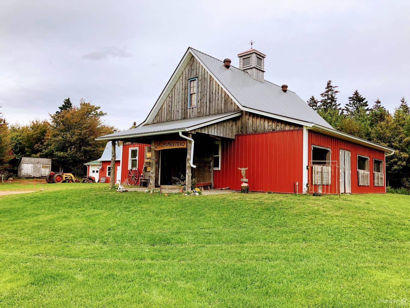 Farms & Ranches for sale in 934 New Orleans Rd, St Patricks, Hunter River, Prince Edward Island ,C0A1N0  , Canada