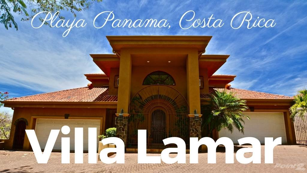 Residential For Sale in Villa Lamar, Playa Panama, Guanacaste ,50503  , Costa Rica