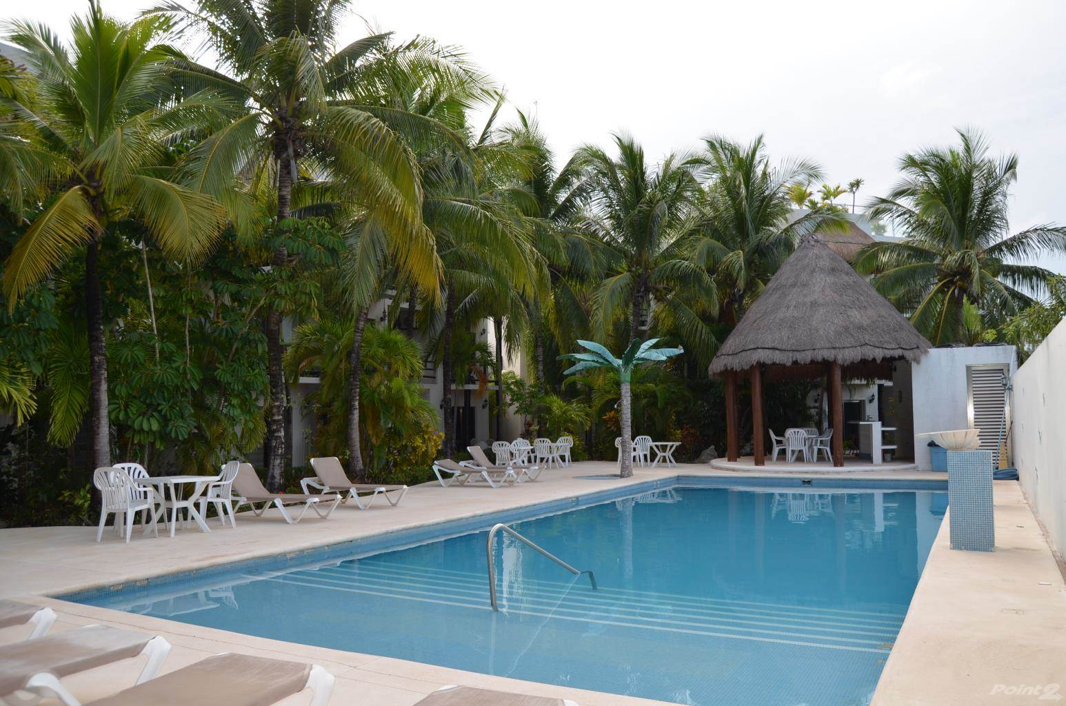 Residential For Rent in Studio for rent fusrnished pool steps from the beach Playa del Carmen P2994, Playa del Carmen, Quintana Roo ,77710  , Mexico