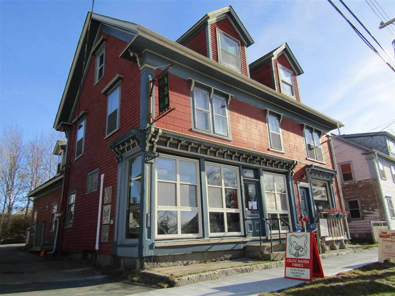 Commercial for lease in 138 Water St, Shelburne, Nova Scotia ,B0T 1W0  , Canada