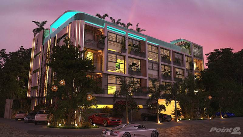 Condominium for sale in Modern spaces designed to integrate elegantly with nature, Tulum, Quintana Roo ,77780  , Mexico