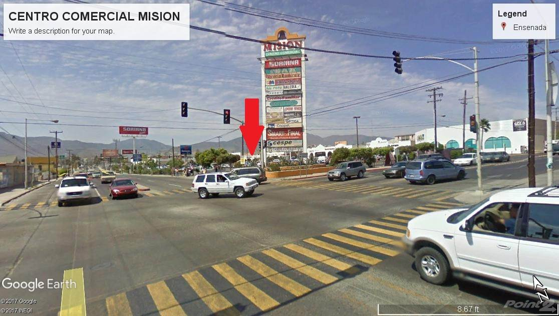 Commercial for lease in CENTRO COMERCIAL MISION, Ensenada, Baja California ,22800  , Mexico