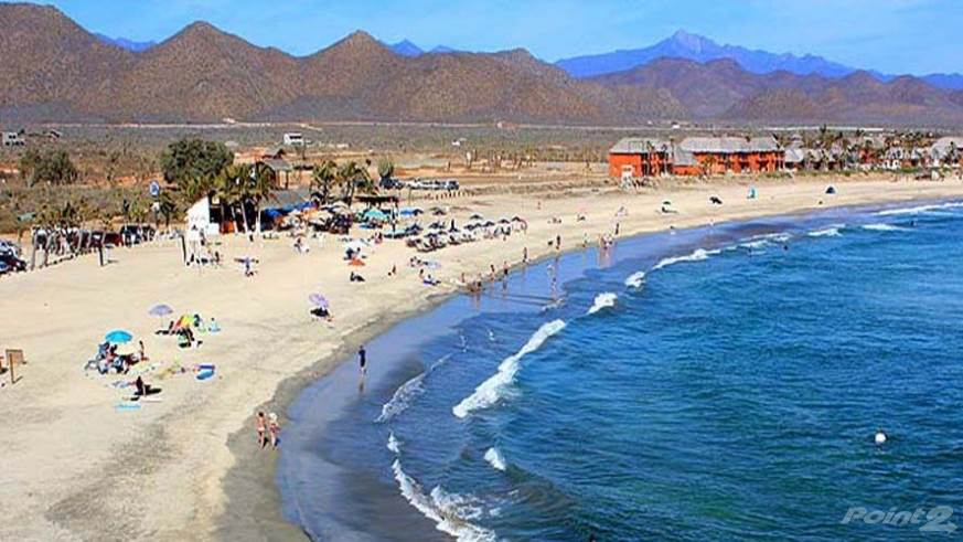 House For Los Cerritos Beach Baja California