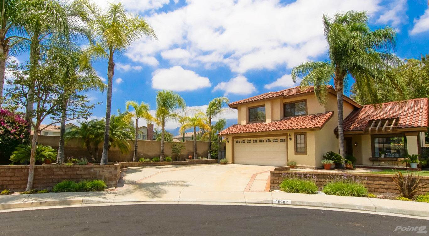 Residential For Sale in 10902 Rollins Court, Rancho Cucamonga, California ,91737