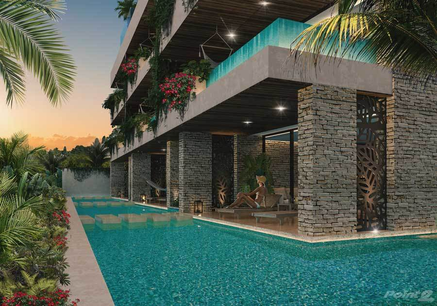 Residential For Sale in Unique Residential Boutique Development, Located in the Majestic Community of Aldea Premium, Tulum, Quintana Roo ,77760  , Mexico