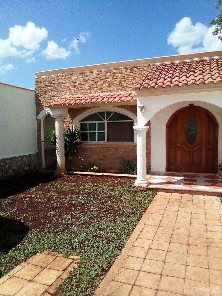 Residential For Sale in Sodzil Norte, Merida, Yucatan ,97115  , Mexico
