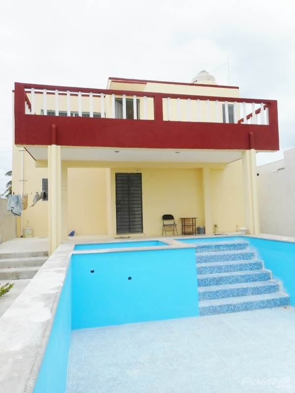 Residential For Sale in wcp 30966 - Bright & Bold in chuburna puerto, Chuburna, Yucatan ,97336  , Mexico
