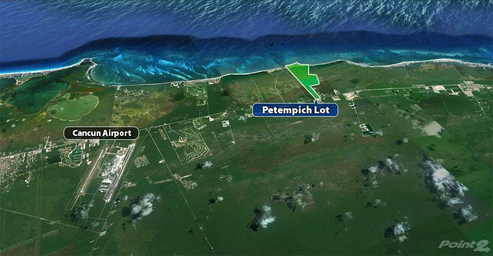 Land for sale in Petempich Lot, Puerto Morelos, Quintana Roo ,77500  , Mexico