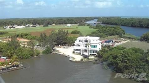Residential For Sale in 12 Bed 10 bath single family home on Belize City North Coast, Belize City, Belize   , Belize