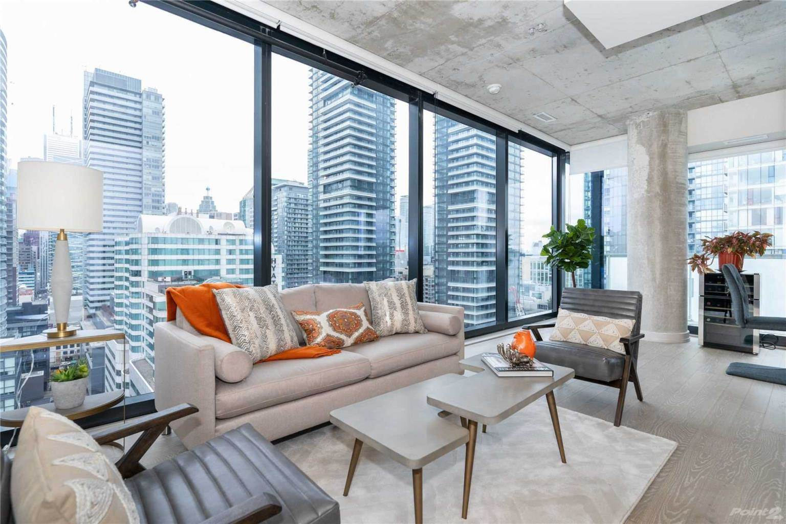 Residential For Sale in 11 Charlotte Street Toronto ON CA, Toronto, Ontario   , Canada