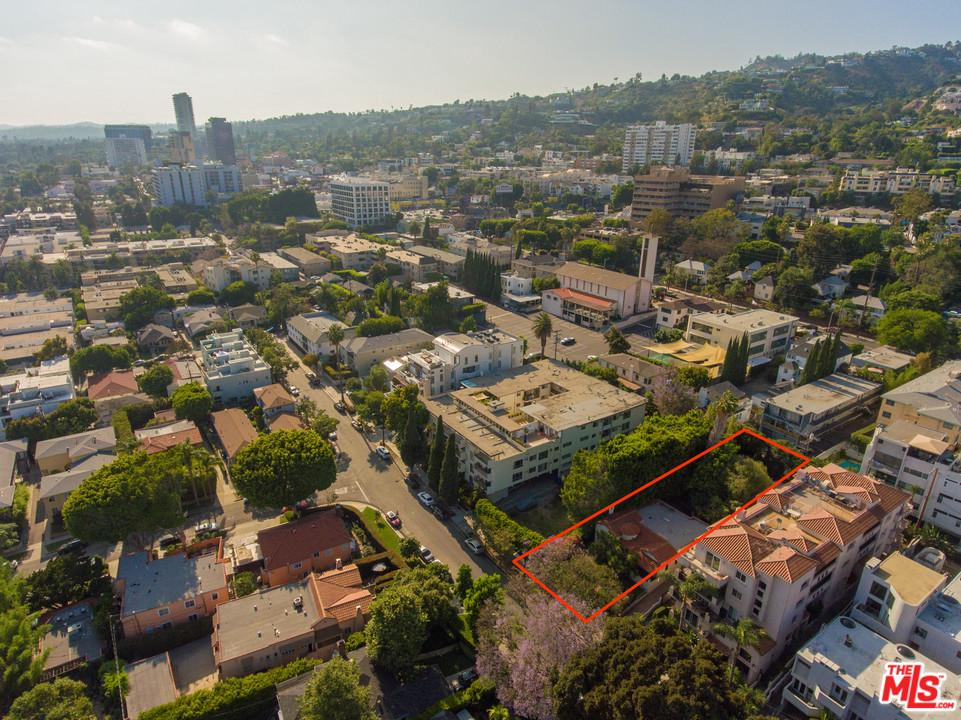 Land for sale in West 8615 WEST KNOLL Drive, West Hollywood, California ,90069